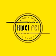 This is the restaurant logo for Kwei Fei