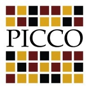 This is the restaurant logo for Picco