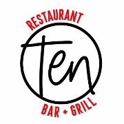 This is the restaurant logo for Restaurant 10
