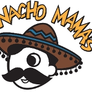This is the restaurant logo for Nacho Mama's