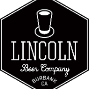 This is the restaurant logo for Lincoln Beer Company