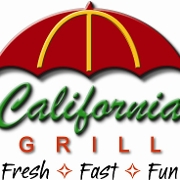 This is the restaurant logo for California Grill