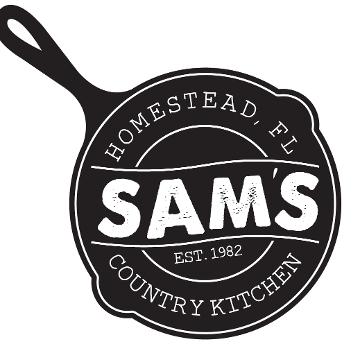 Country Kitchen Logo sam's country kitchen