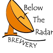 This is the restaurant logo for Below the Radar