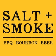 This is the restaurant logo for Salt + Smoke