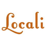 This is the restaurant logo for Locali - Mt Kisco