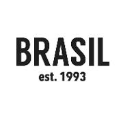 This is the restaurant logo for Brasil Cafe