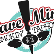 This is the restaurant logo for PaveMint Smokin' Taphouse