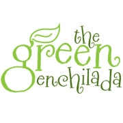 This is the restaurant logo for The Green Enchilada