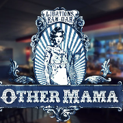 This is the restaurant logo for Other Mama