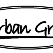 This is the restaurant logo for The Urban Grill