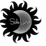 This is the restaurant logo for Sole Luna