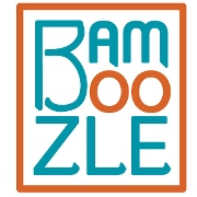This is the restaurant logo for Bamboozle Downtown