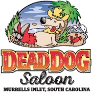 This is the restaurant logo for Dead Dog Saloon