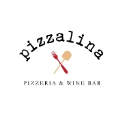 This is the restaurant logo for Pizzalina