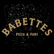This is the restaurant logo for Babettes Pizza & Bakery