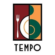 This is the restaurant logo for Tempo
