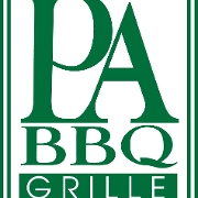 This is the restaurant logo for PARK AVENUE BBQ & GRILLE