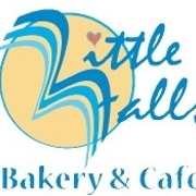 This is the restaurant logo for Little Falls Cafe & Bakery