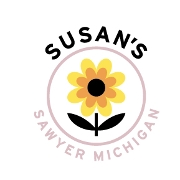 This is the restaurant logo for Susan's