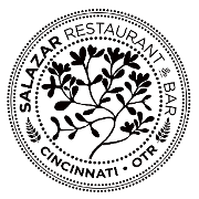 This is the restaurant logo for Salazar