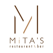 This is the restaurant logo for Mita's Restaurant