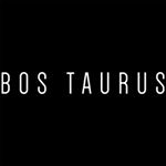 This is the restaurant logo for Bos Taurus