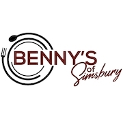 This is the restaurant logo for BENNY`S OF SIMSBURY