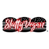 This is the restaurant logo for Slutty Vegan ATL