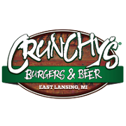 This is the restaurant logo for Crunchy's