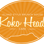 This is the restaurant logo for Koko Head Cafe