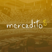 This is the restaurant logo for Mercadito
