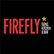 This is the restaurant logo for Firefly* Tapas Kitchen & Bar