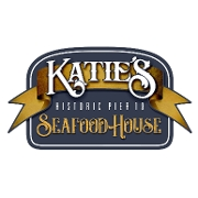 This is the restaurant logo for Katie's Seafood House