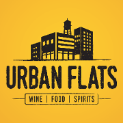 This is the restaurant logo for Urban Flats