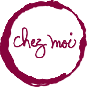 This is the restaurant logo for Chez Moi