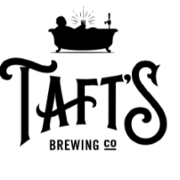 This is the restaurant logo for Taft's Ale House