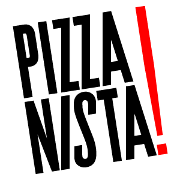 This is the restaurant logo for PIZZANISTA! Arts District