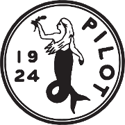 This is the restaurant logo for Pilot