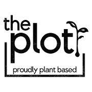 This is the restaurant logo for The Plot