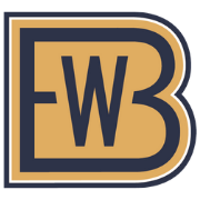 This is the restaurant logo for E.W. Beck's Restaurant & Pub