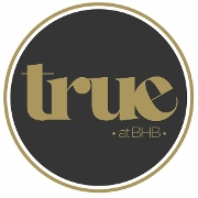 This is the restaurant logo for True