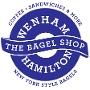 Restaurant logo for The Bagel Shop