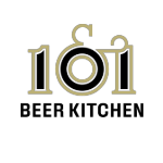 This is the restaurant logo for 101 Beer Kitchen
