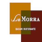 This is the restaurant logo for La Morra