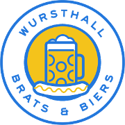 This is the restaurant logo for Wursthall