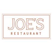 This is the restaurant logo for Joe's Restaurant
