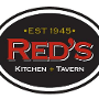 Restaurant logo for Red's Kitchen and Tavern