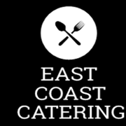 This is the restaurant logo for East Coast Catering & Cafe