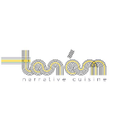 This is the restaurant logo for Tanám